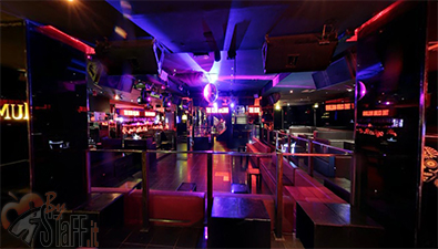 The club milano info 39 393 4601143 for Arredamento club prive