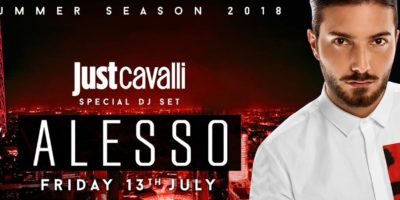 Dj Alesso - #bystaff.it