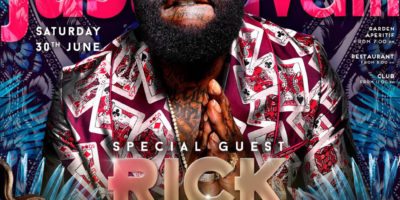 Rick Ross in concert #bystaff.it