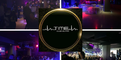 Sabato Time Club Milano - Discoteca Time Milano