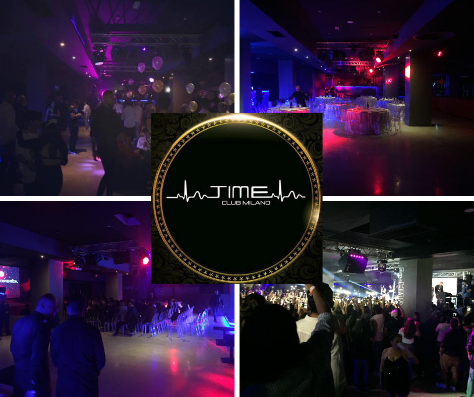 Sabato Time Club Milano - Discoteca Time Milano