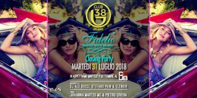Serata Fidelio Milano | #bystaff.it
