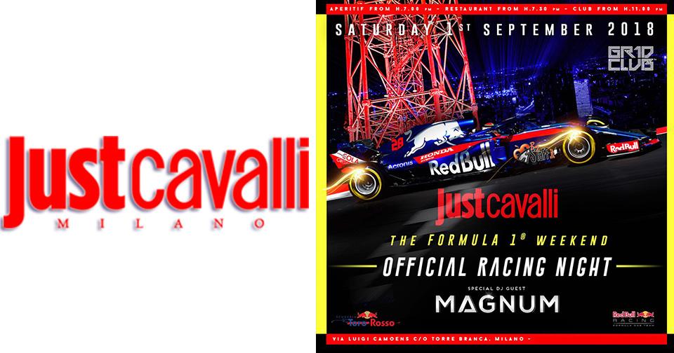 Sabato 1 Settembre 2018 @ Just Cavalli | #bystaff.it