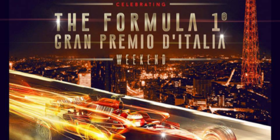 The Formula 1 Gran Premio d'Italia 2018 from Just Cavalli Milano | #bystaff.it