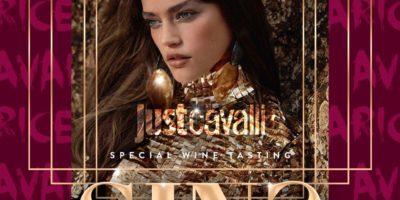 Mercoledì Just Cavalli Aperitivo + serata - #bystaff.it