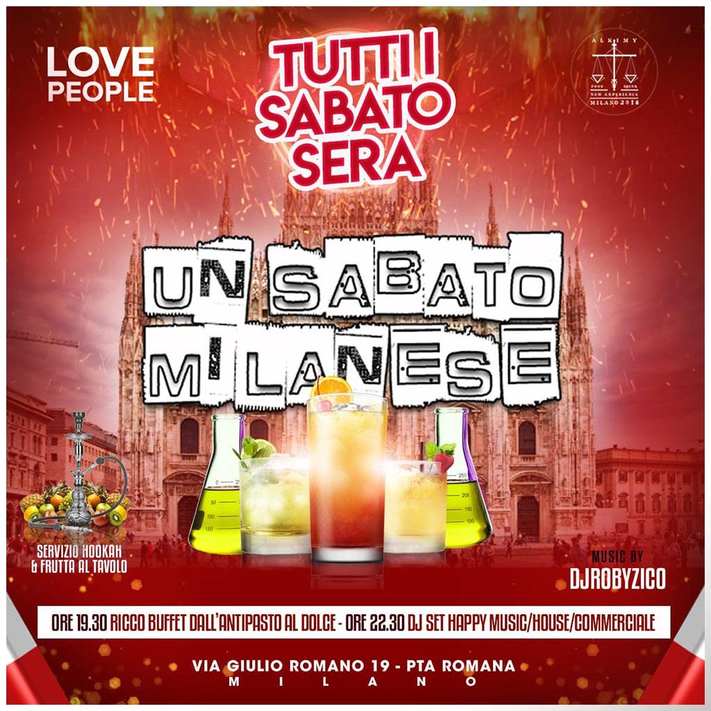 Alkimy Milano, music restaurant e cocktail bar | Serata consigliata il sabato sera | Partecipa al primo Capodanno di Alkimy