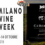 Domenica 14-10 Milano Wine Week Closing Party | Domenica 14-10-18 Just Cavalli