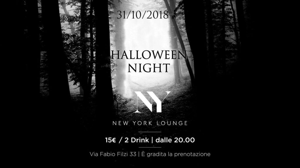 Halloween New York Lounge Milano