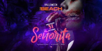 Halloween The Beach Milano
