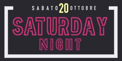 Sabato sera The Beach Club Milano | Sabato 20-10-18