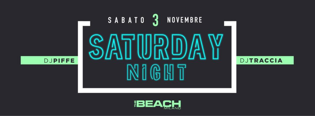 Sabato The Beach