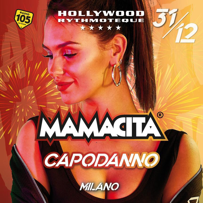 Capodanno Hollywood Milano 2020