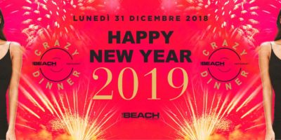 Capodanno The Beach Milano 2019
