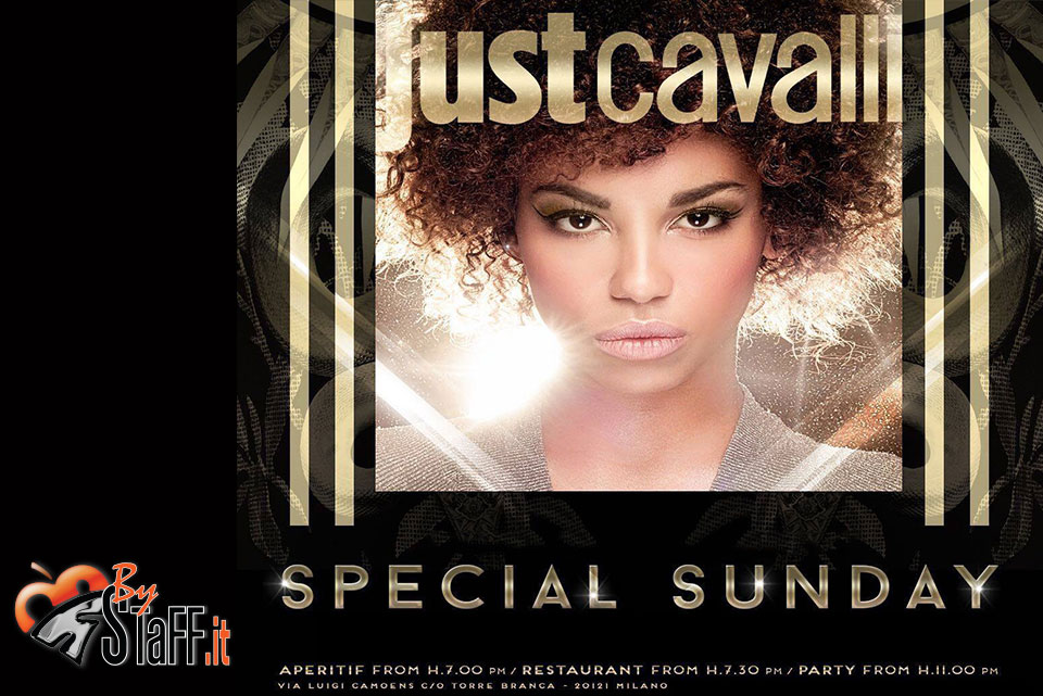 Domenica 11.11.18 Just Cavalli