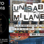 Sabato Alkimy Milano | 10.11.18