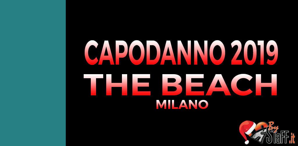 Capodanno The Beach Club Milano
