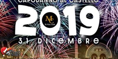 Capodanno The Milan Castle Paderno Dugnano
