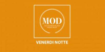 Venerdì Old Fashion Milano
