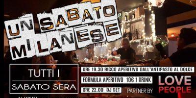 Sabato Alkimy Milano 26/01/2019