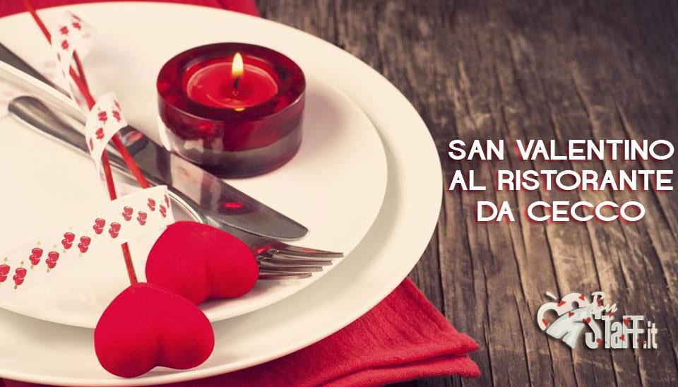 San Valentino Da Cecco Milano