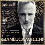 Venerdì Gianluca Vacchi al just Cavalli di Milano