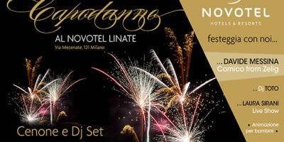 Capodanno Novotel Linate Milano CAPODANNO 2020 NOVOTEL LINATE MILANO - Prenotazioni al +39 393 4601143
