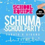 Schiuma Party Time Club Milano