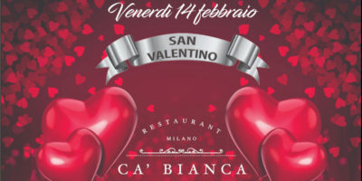 San Valentino Cà Bianca Milano