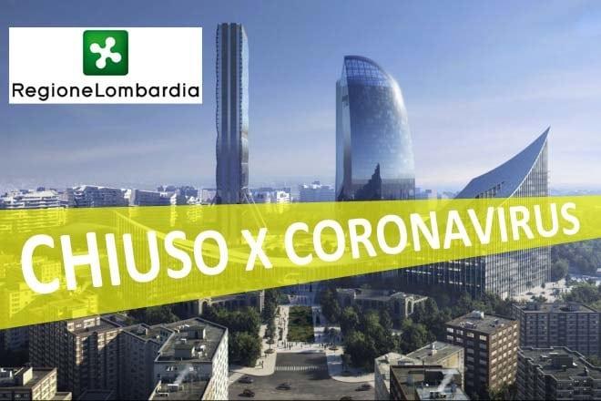 Locali chiusi in Lombardia 2